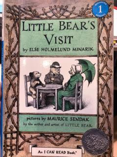 Sep-13-Wills17-Little Bear's Visit's