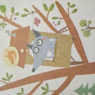 小浣熊的明信片