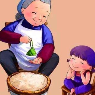 外婆,让我为您点燃烛火