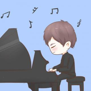 星星和我睡不着(楠楠钢琴)