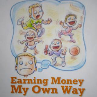 earning money my own way