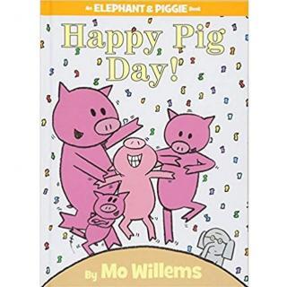 【艾玛读绘本】Happy Pig Day