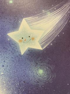 会魔法的小流星