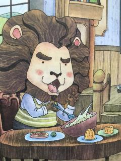 睡前故事889小巴掌童话之《不会哭不会笑的狮子》