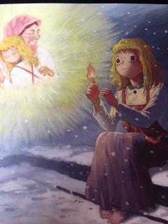 【童话记忆】——卖火柴的小女孩