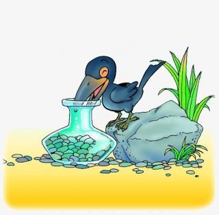 鹭鹭老师讲故事——乌鸦喝水