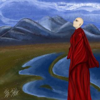 【读诗】仓央嘉措:你悄悄的走进我的世界