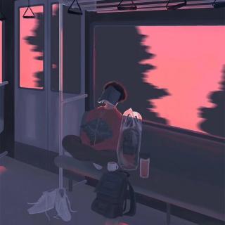 你总要一个人尝遍所有孤独