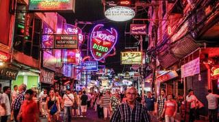 初谈泰国🇹🇭夜生活,准备发车