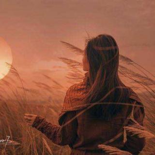 总有一束光为你而亮,总有一个人为你而来