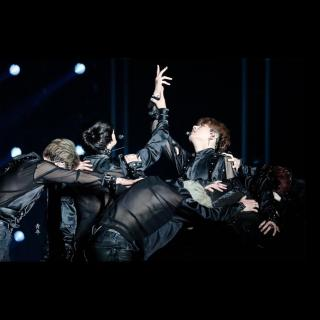 「官方混音」Fake Love年末舞台高音质版