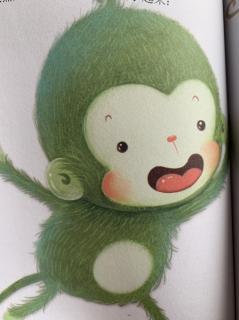 小绿🐒变色记