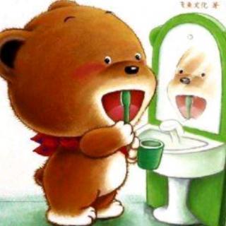睡前故事《小熊不刷牙》