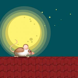 睡前故事《打劫月亮的老鼠🐭》