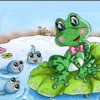 睡前故事《小蝌蚪找妈妈》