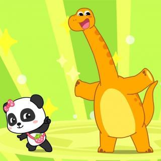 【恐龙世界】恐龙派对