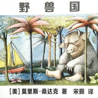 【定制故事】经典绘本⭐️野兽国
