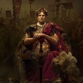 凯撒之死 巨人陨落