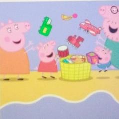 小猪佩奇――佩奇的玩具