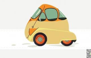 《神奇的小汽车》