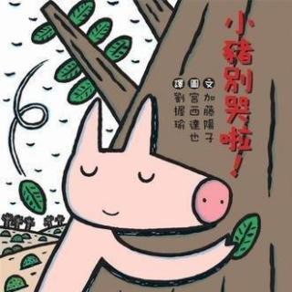 小猪,别哭了--小鱼姐姐讲故事