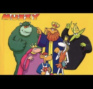 哥哥muzzy第4集