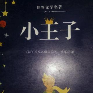 小王子第25章