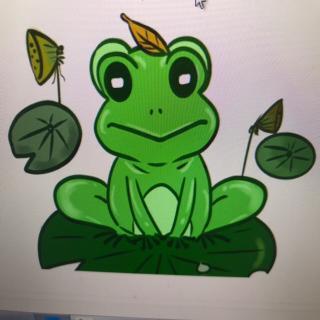 故事《青蛙🐸和小鸟🐦》