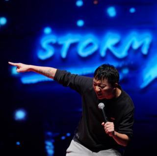 【一席】Storm Xu(徐风暴):魔都之子