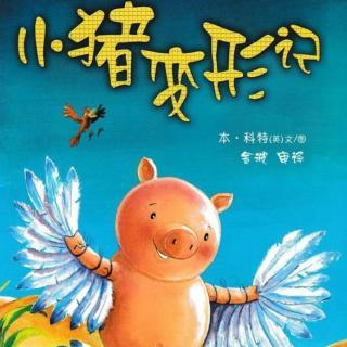 老师妈妈的睡前故事《小猪变形记》