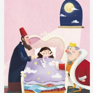 睡前故事《公主眼中的月亮🌙》