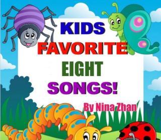 美国经典童谣8首跟唱
