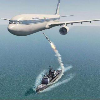 【揭秘】1988年,美国军舰击落伊朗客机内幕