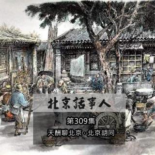北京胡同 · 天酬聊北京 -北京话事人309