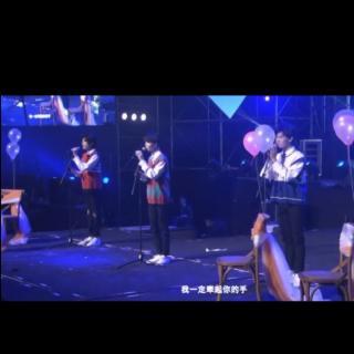 【新年音乐会】马嘉祺 宋亚轩 张真源-你我