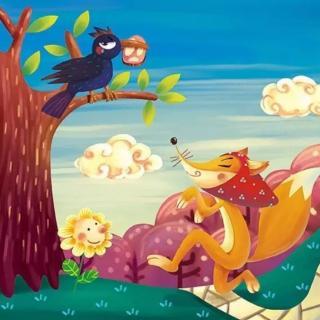 《新版狐狸和乌鸦》