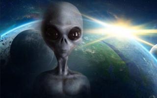 关于外星人的知识。第1讲