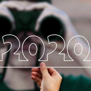 希望2020的一切美好奔向我