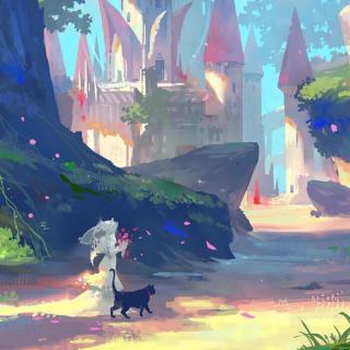 睡前故事:小狐狸和男生