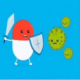 绘本故事《新型冠状病毒》