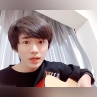 宋亚轩-成都(吉他弹唱)