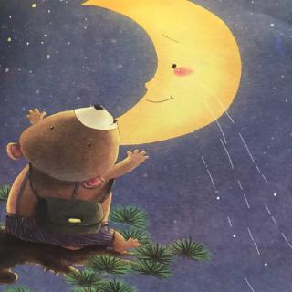 睡前故事1022小巴掌童话之《月亮的眼泪是流星》