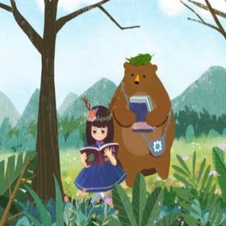 小熊🐻和小鹿🦌