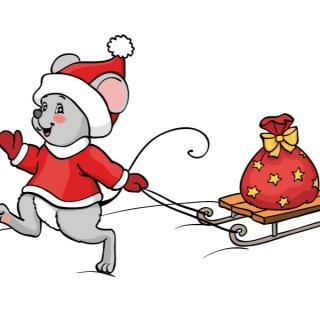 回家过年的小老鼠 - 👄 小欣欣👄