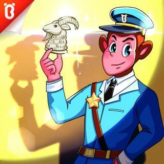 【第一季22】黄金之谜3-猴子警长探案记·宝宝巴士故事