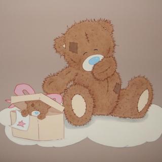 熊的新年 - 👄 小欣欣👄