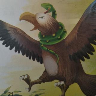 毒蛇、老鹰和农夫