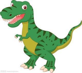 爱唱歌的恐龙