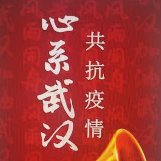 三年级八班刘峻瑞朗诵抗力武汉疫情诗歌《因为有你》
