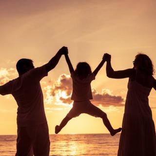 在家这么多天,你是怎么和父母相处的?